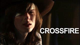 Crossfire    Carl Grimes