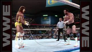 The Ultimate Warrior vs. Hercules - Chain Match