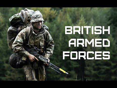 British Armed Forces • 2015