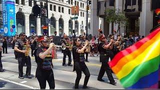 Desfile Orgullo Gay San Francisco 2016. San Francisco Pride Parade 2016,
