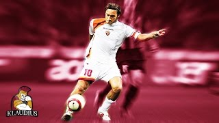 Totti - Best Goal Ever (Cucchiaio Inter-Roma 2-3 by Caressa)