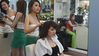 Beauty Salon in Saigon Vietnam,  Loc Thien Y, Saigon HMC
