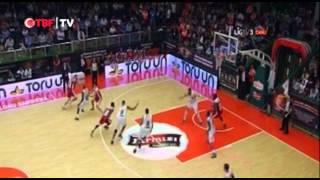 Banvit - Tofaş | Play-Off Çeyrek Final 1.Maç Özeti