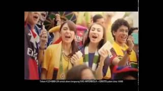 Iklan Indosat - HIPERBOLA *123*888# feat. Melody dan Nabilah JKT48 (2014)
