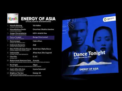 Asian Games 2018 - Song Compilation Energy Of Asia Official Album