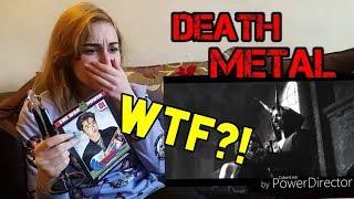 KPOP FAN REACTION TO DEATH METAL - (Emotionally Traumatized)