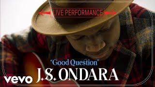 J.S. Ondara - Live Performance