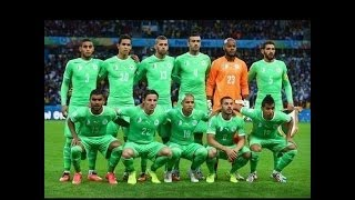 Germany 2-1 Algeria: Message To Algeria! YOU ARE HEROES!!
