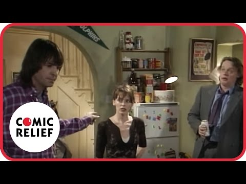 Men Behaving Badly with Kylie Minogue | Comic Relief