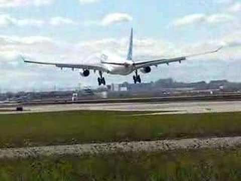 A330 Air Transat