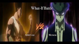HxH What If Battle ADULT GON VS MERUEM (CHIMERA ANT KING) DISCUSSION