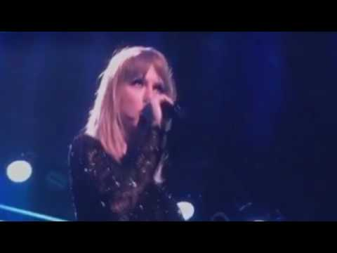 Taylor Swift New Romantics Live Houston 2017