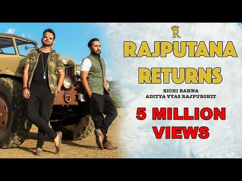 Xxx Mp4 Rajputana Returns Richi Banna Official Full Video 2017 New Song Jai Jai Rajputana 3gp Sex