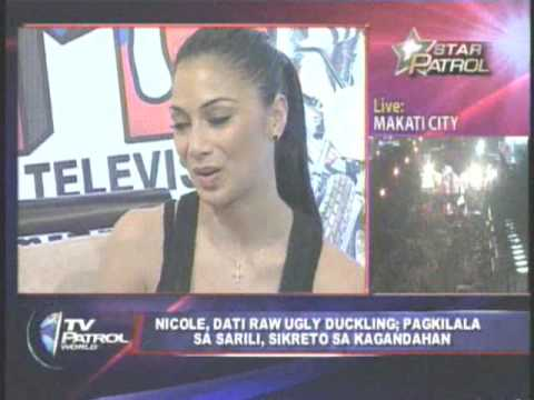 Nicole Scherzinger & Mocha Uson TV Patrol