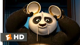 Kung Fu Panda (2006) - Impersonations at Dinner Scene (5/10) | Movieclips