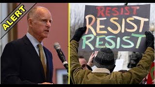 AFTER SANCTUARY STATE VOTE CALIFORNIANS GIVE GOV BROWN WORST NEWS OF HIS LIFE!