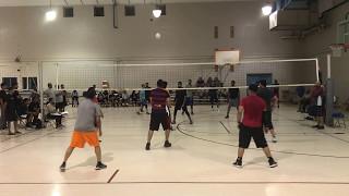 850 vs Hattiesburg - Mobile Desi Volleyball Tournament 2017 Finals (GAME 1)
