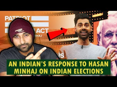 Xxx Mp4 An Indian 39 S Respone To Hasan Minhaj 39 S Video On Indian Elections 3gp Sex