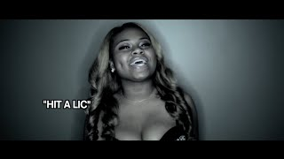 Queen Key • Hit A Lic |  [Official Video] Filmed By @RayyMoneyyy