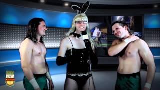 The Hunter Brothers arrive in Preston City Wrestling