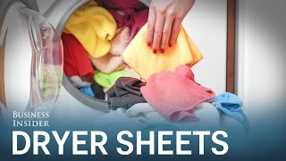 Clever uses for dryer sheets that don't involve a dryer