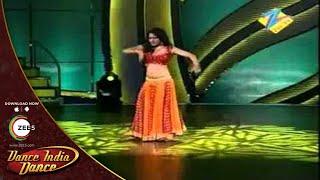 Dance Ke Superstars Grand Finale May 21 '11 - Vrushali