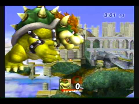 Brawl Hacks Growing Bowser