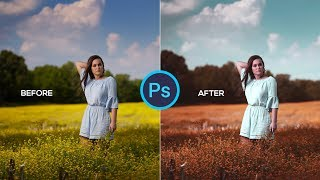 Color Correction Photoshop action or Preset Download