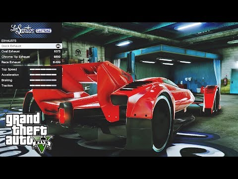 Xxx Mp4 McLaren MP4 X Tuning 🚗 GTA V ☢ Redux Extreme Graphics 3gp Sex