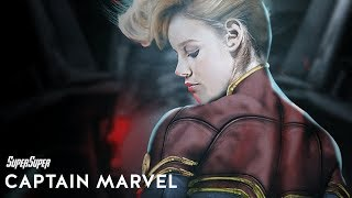 Who is CAPTAIN MARVEL? | 10 Things You Need to Know About Carol Danvers | Explained in HINDI