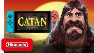 Catan - Launch Trailer - Nintendo Switch
