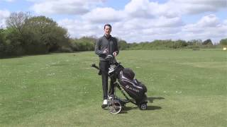 Motocaddy S7 Remote trolley review