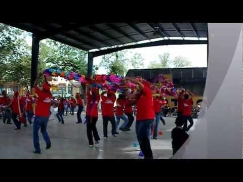 Danza de Arcos 4to. Diplomado de Danza
