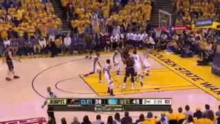 NBA FINALS 2016 GAME 1 HIGHLIGHTS Cleveland Cavaliers vs Golden State Warriors
