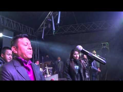 Ronad y Sus Bravos en Feria de Pixabaj Sololá