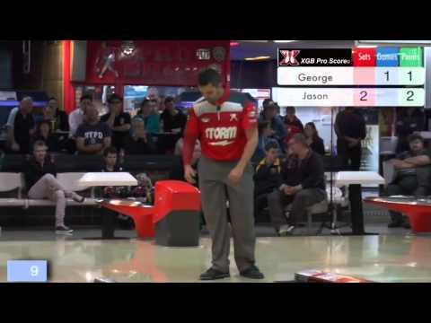 X Games Bowling, Jason Belmonte Vs