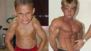 Top 5 Strongest Kids in the World | Kids With Muscles