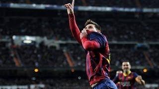 Lionel Messi - All 28 Goals in La Liga 2013/2014 HD