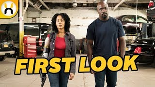 Misty Knight Bionic Arm Revealed Luke Cage Season 2