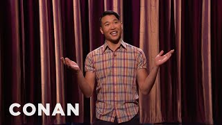 Joel Kim Booster Stand-Up 06/22/16  - CONAN on TBS