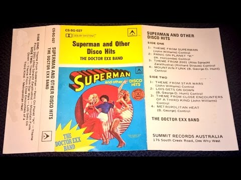 Xxx Mp4 The Doctor Exx Band Metropolitan Heat Superman And Other Disco Hits 3gp Sex