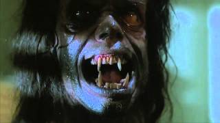 Cult Horror Movie Scene N°38 - The Howling (1981) - Werewolf Transformation