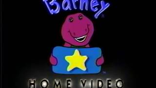 Opening & Closing to Barney Songs 1995 VHS [True HQ]