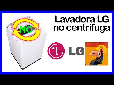 Lavadora LG No Centrifuga Cambio de Bomba Parte 2 fallaselectronicas