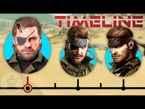 Xxx Mp4 The Complete Metal Gear Solid Timeline Pt 1 Rise Of Big Boss Ft David Hayter The Leaderboard 3gp Sex