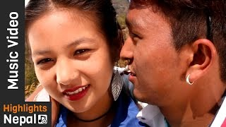 Timro Khusi Chitaula | New Nepali Adhunik Song 2017/2074 | Sabin Shrestha, Kalpana Kafle