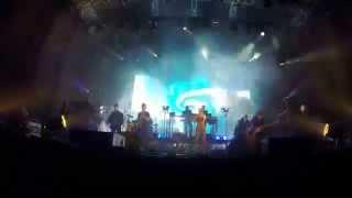 Robyn & Royksopp - Do It Again (Live) @ Sonar 2014
