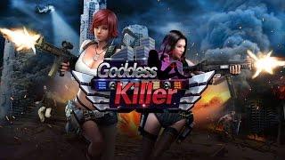 Gameplay testando:Goddess Killer 3D de Android
