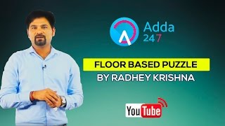 Floor Based Puzzle for Banking Exams | IBPS | SBI | PO | Clerk