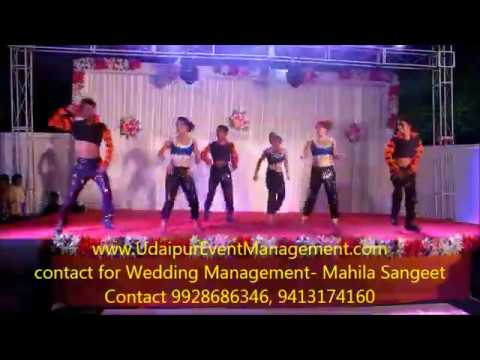 Royal Ladies Sangeet Night Event Planners Contact 9928686346, 9413174160